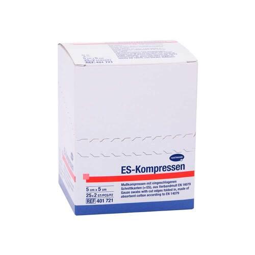 ES-Kompressen steril 5x5 cm 8fach - 1