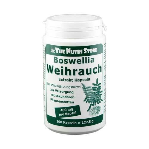 Weihrauch 400 mg Kapseln - 1