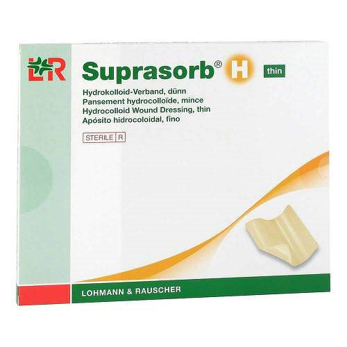 Suprasorb H Hydrokolloidverband 20x20cm standard - 1