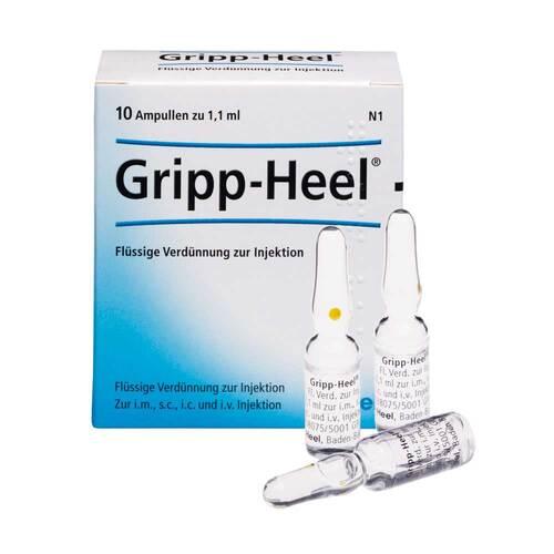 Gripp-Heel Ampullen - 1