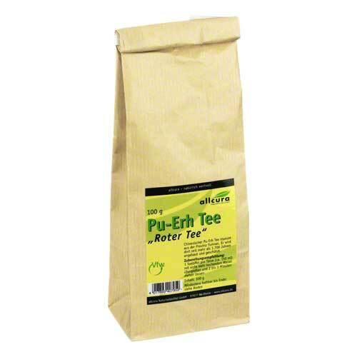 PU Erh Tee Roter Tee - 1
