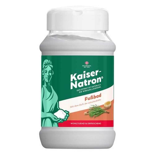 Kaiser Natron Fußbad - 1