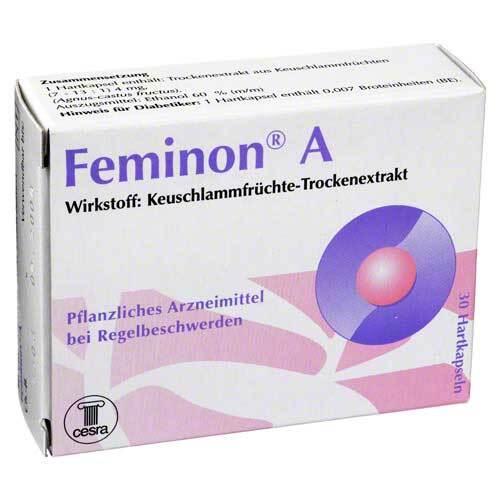 Feminon A Hartkapseln - 1