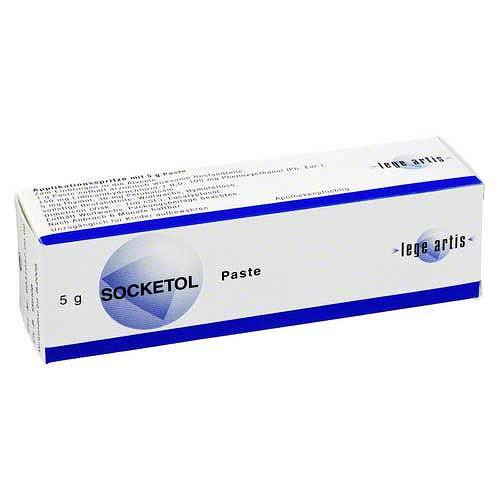 Socketol Paste - 1