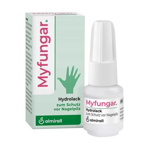 Myfungar Nagellack Lösung - 1