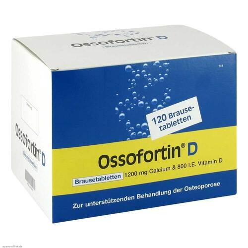 Ossofortin D Brausetabletten - 1