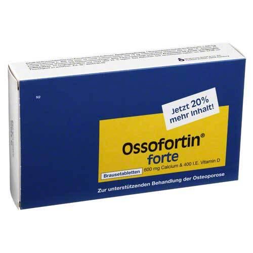 Ossofortin forte Brausetabletten - 1