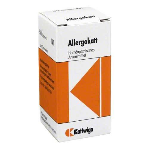 Allergokatt Tabletten - 1