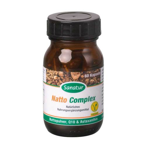 Natto Complex Kapseln - 1