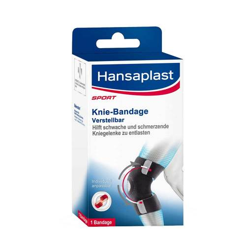 Hansaplast Kniegelenk Bandage - 1
