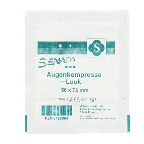 Look Augenkompresse steril - 1