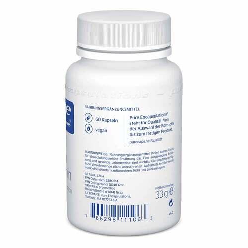 Pure Encapsulations Lutein/Zeaxanthin Kapseln - 2