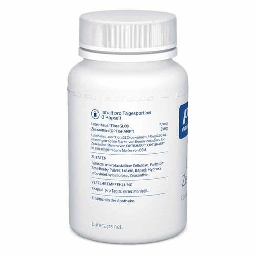 Pure Encapsulations Lutein/Zeaxanthin Kapseln - 3