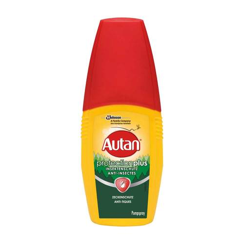 Autan Protection Plus Zeckenschutz Pumpspray - 1