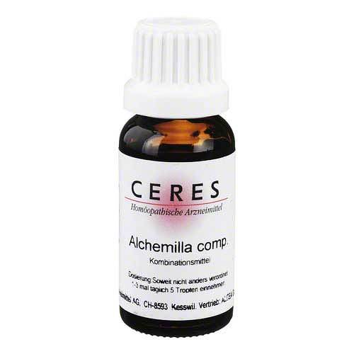 CERES Alchemilla comp. Tropfen - 1
