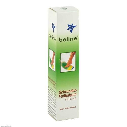 Beline Schrunden Fußbalsam - 1