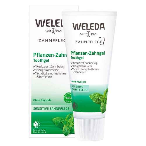 Weleda Pflanzen-Zahngel - 1