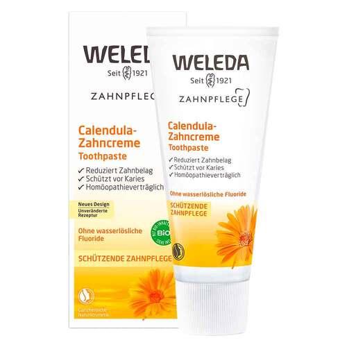 Weleda Calendula-Zahncreme - 1