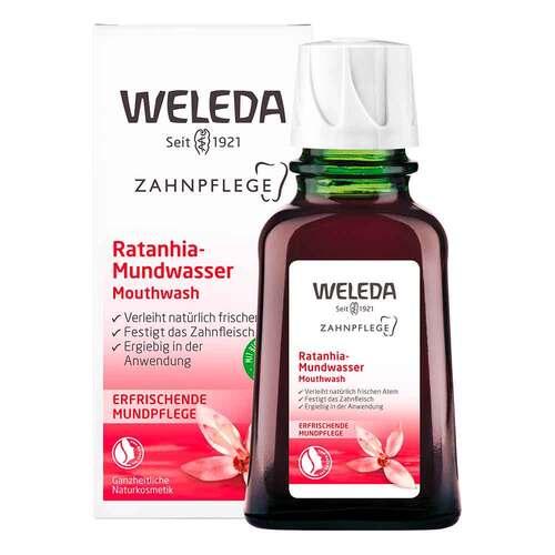 Weleda Ratanhia-Mundwasser - 1