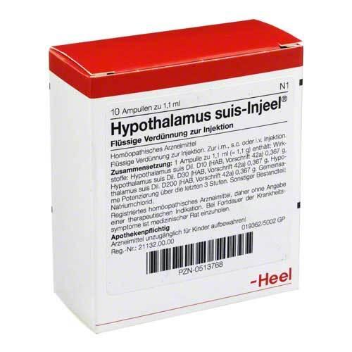 Hypothalamus suis Injeel Ampullen - 1