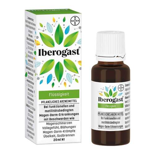 Iberogast flüssig - 2