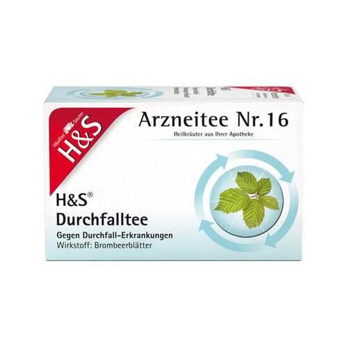 H&S Durchfalltee Filterbeutel - 1