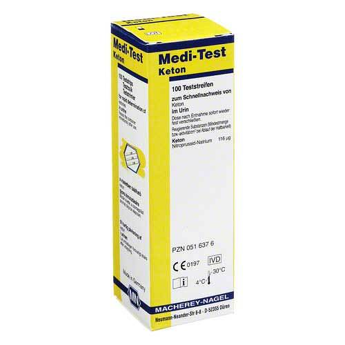 Medi Test Keton Teststreifen - 1