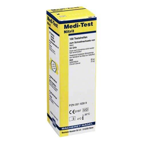 Medi Test Nitrit Teststreife - 1