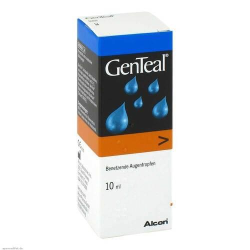 Genteal Augentropfen - 1