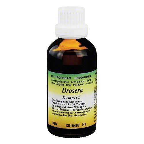 Drosera Bronchien Complex Tr - 1