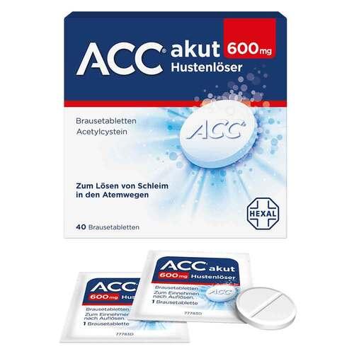 ACC akut 600 mg Brausetabletten - 2