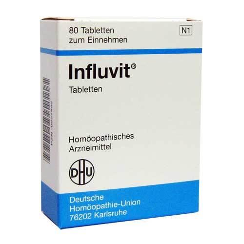 DHU Influvit Tabletten - 1