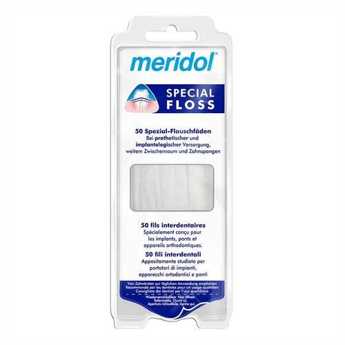 Meridol special Floss - 1