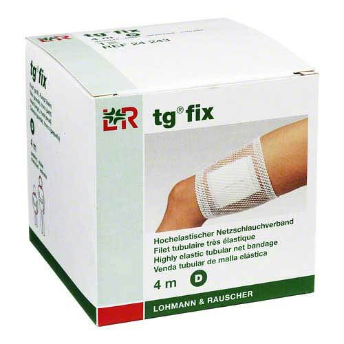 TG Fix Netzverband weiß 4m D 24243 - 1