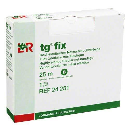 TG Fix Netzverband weiß 25m B 24251 - 1