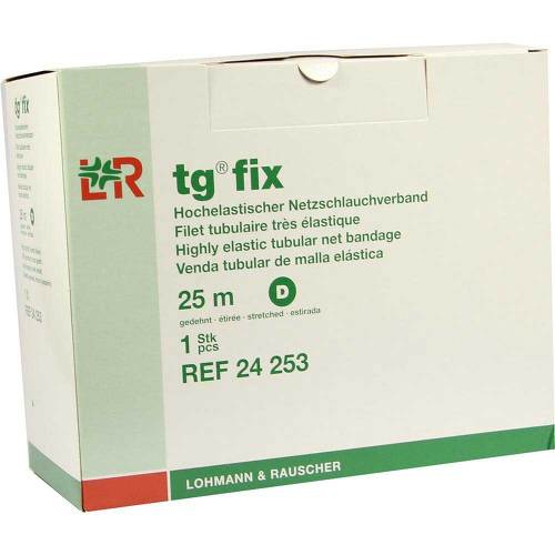 TG Fix Netzverband weiß 25m D 24253 - 1