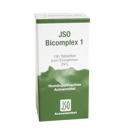 JSO Bicomplex Heilmittel Nr. 1 - 1