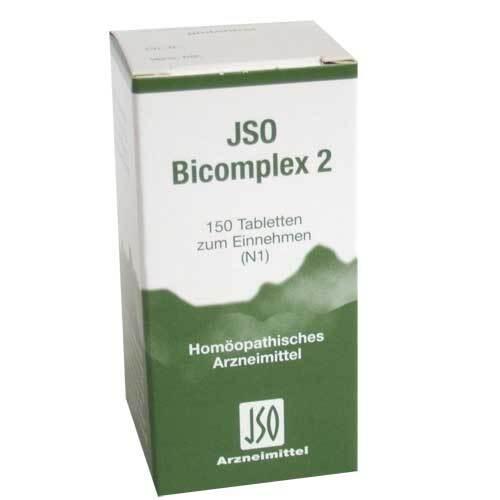 JSO Bicomplex Heilmittel Nr. 2 - 1