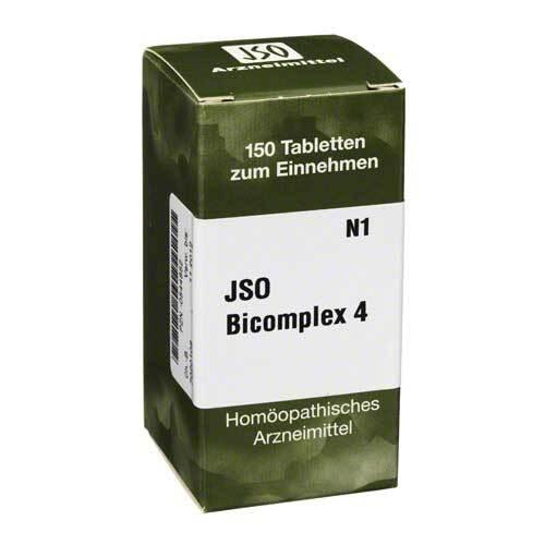 JSO Bicomplex Heilmittel Nr. 4 - 1