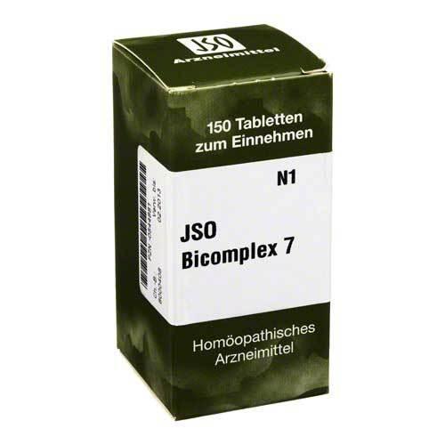 JSO Bicomplex Heilmittel Nr. 7 - 1
