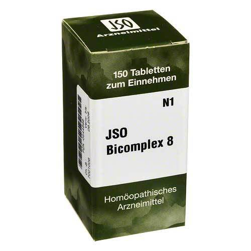 JSO Bicomplex Heilmittel Nr. 8 - 1