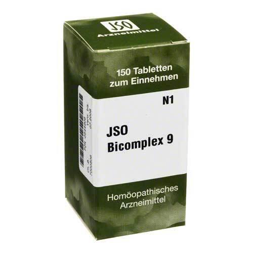 JSO Bicomplex Heilmittel Nr. 9 - 1
