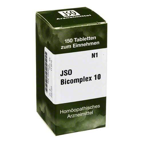 JSO Bicomplex Heilmittel Nr. 10 - 1