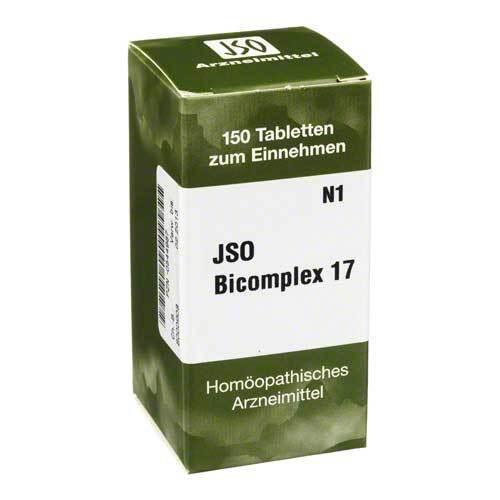 JSO Bicomplex Heilmittel Nr. 17 - 1