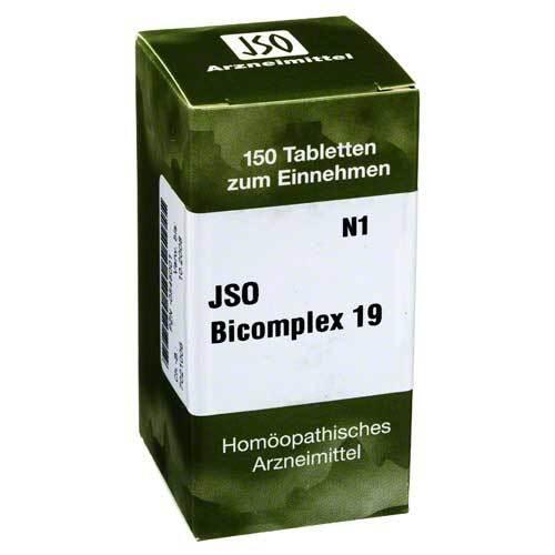 JSO Bicomplex Heilmittel Nr. 19 - 1