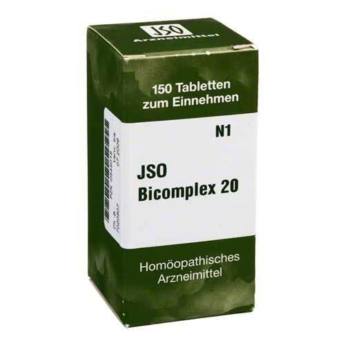 JSO Bicomplex Heilmittel Nr. 20 - 1