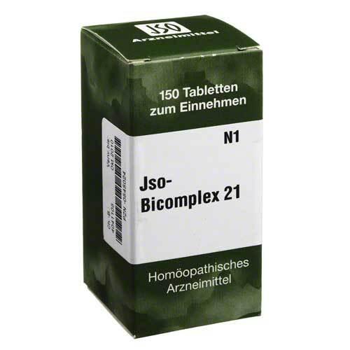 JSO Bicomplex Heilmittel Nr. 21 - 1