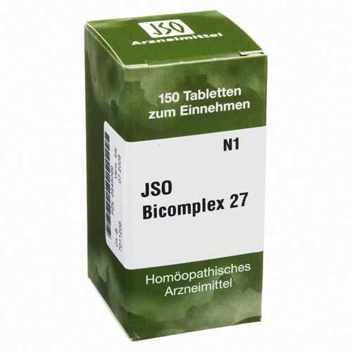 JSO Bicomplex Heilmittel Nr. 27 - 1