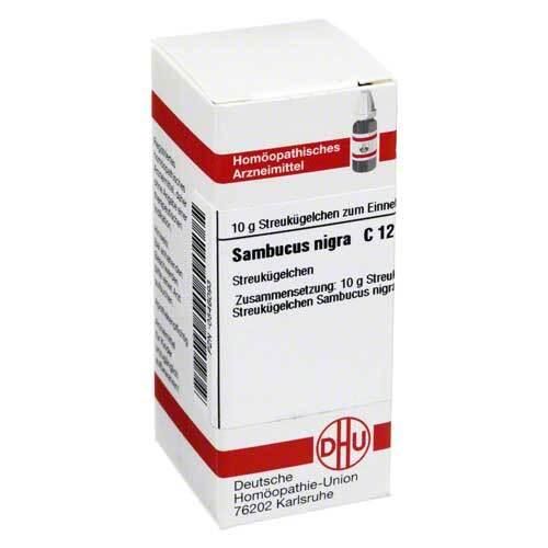 Sambucus nigra C 12 Globuli - 1