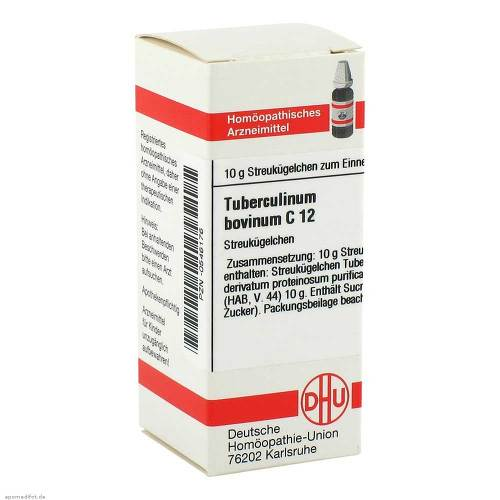 Tuberculinum Bovinum C 12 Gl - 1